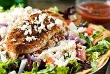 Food--Salads / by Janice Douglas