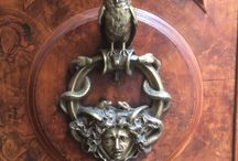 Door Knockers, Knobs & Handles