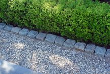 Cobblestone Edging