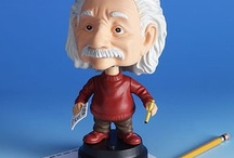 Scientist Bobbleheads / Favorite Famous Scientist Bobbleheads #science / by Integrated DNA Technologies