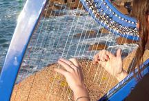 Harpe celtique Music
