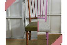 Restauración de Muebles / La restauración de muebles antiguos da una nueva vida a las piezas con encanto. Vale la pena darles una oportunidad y recuperarlos!