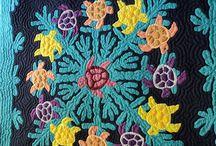 Hawaiian quilt ideas