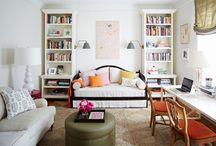 Multipurpose guest room