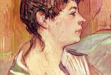 1) Figurative - Women paintings / Inspiration