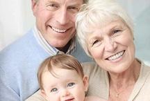 Portrety dziadkow z wnukami