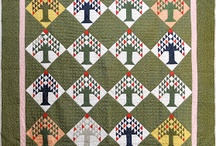 Pictorial block quilts