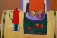 Still Life / Favourite works of art depicting Still Life paintings and prints available at Purple Gallery