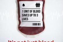 Donation - blood/marrow