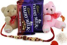 Designer Rakhi / Buy & Send a Designer rakhi For Brother on this rakhi @ http://www.rakhibazaar.com/designer-rakhi-119.html