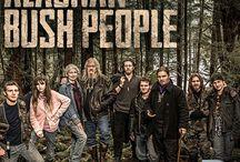 ALAskan bushe people
