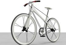 Dutch Recycled Bikes / moodboard van de toekomstige modellen van Dutch Recycled Bikes; een project van de Fine Fleur Foundation