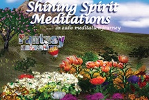 Shining Spirit Meditation / Shining Spirit is an online meditation community.  Enjoy the daily meditations and beautiful imagery.