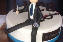 Konfirmasjonskaker / Kaker til konfirmasjon Cakes to confirmation