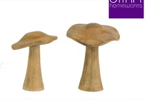Blink Nordic Christmas Range / We have released our gorgeous wooden nordic christmas decor range. Nice, chunky, solid pieces in natural wood. Beautifully made and great quality. Mushrooms, Hearts, Stars, Trees and more.