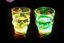 LED Skull Cup / LED4Fun® | LED Products & LED Party Supplies Shop for awesome LED products online! LED party supplies, LED accessories, LED toys, LED ice cubes... All in LED4Fun! Let's enjoy the light! www.iLED4Fun.com