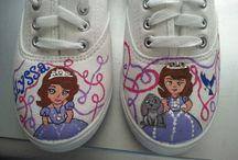 Shoes - Sofia / Sofia tekkies