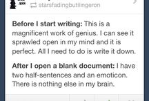 Writing - Funny