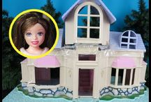 Polly Pocket Dollhouses' / by GingerLola