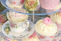 Teaparty for little Girls