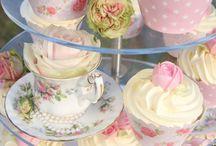 Teaparty for little Girls