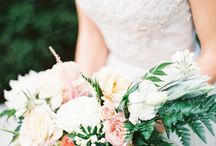 Bouquet and flowers