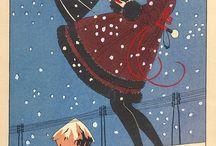 Christmas Ladies