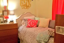 Dorm room / by Maddie Hamblen