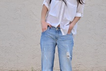 "Fashion&Style: Keep it simple and chic! / by ""Outfit Ideas, by Chicisimo"" Fashion iPhone App"