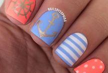Summer nail ideas!❤️