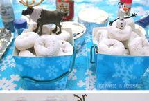 Frozen Kid's Party Ideas