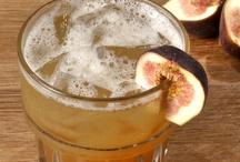 Holiday Garden Cocktails / Some #GardenRecipe cocktails for the holidays!