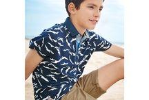 LES GARCONS ONT GRANDI ! / Carnet de style. Petit boy a pris 10 centimètres ? Il est temps de lui choisir ses tenues tendance préférées !