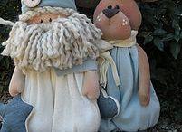 Cauntry muñecos