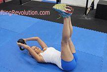 10 ejercicios para aplanar el abdomen