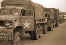GMC 6×6 Army