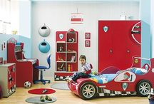 Boy's Room / Decorating ideas for a boy's room. / by Jennifer Brum