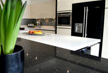 Fusion Design / Mr & Mrs Moloney combined all their favourite things to create a kitchen entirely of their own design.