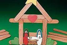 Religion manualidades navidad
