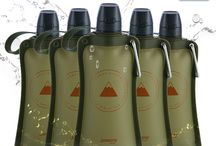 """Jumony / sillymann outdoor lable """" Jumony"""". """"Jumony"""" is red dot design award silicone bottle product."""