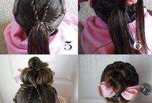 cabello niñas