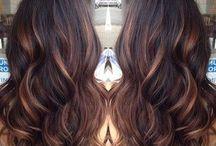 Inspiration: Hairstyles & Trends / Ideensammlung: Hairstyles, Haarfarben, Frisuren, Trends
