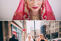 Hindu/Christian Wedding