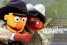Muppets / I see your muppets and start my own