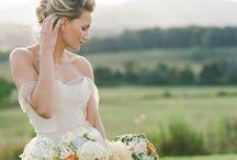 Decor: Wedding bouquets
