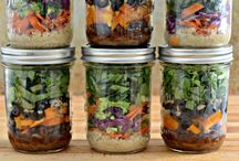 MAKE AHEAD MEALS/PLANNING / by Amy Starliper