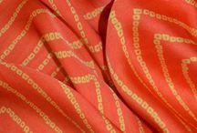 Satin Finish Rayon Fabric