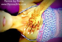 Henna Tattoo For Fun / Beautiful things in life ~ Just for fun ~ Henna Body Art