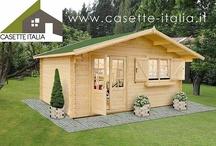 Casette di legno