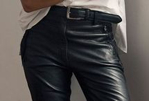 Leather pants ♥
